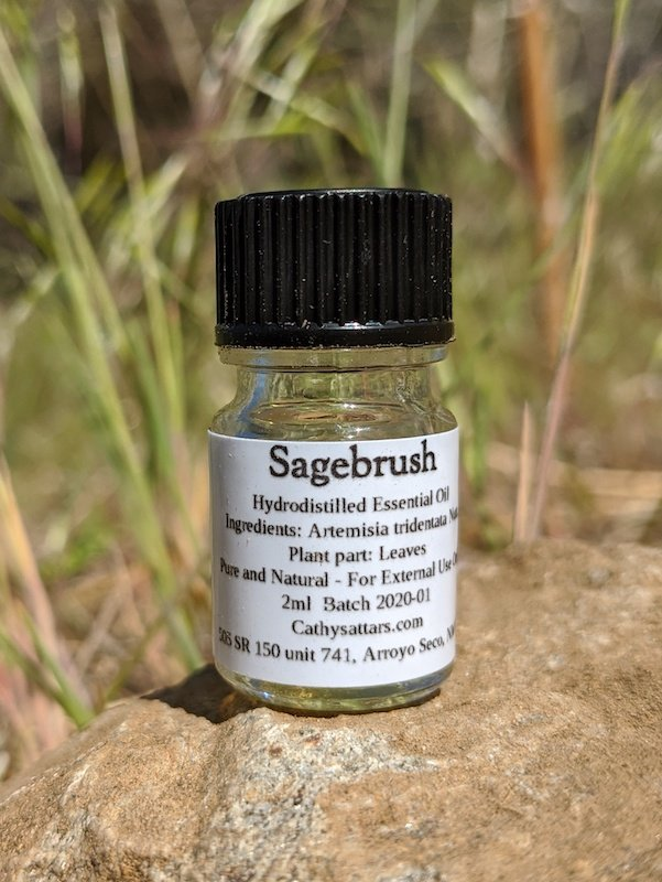 sagebrush essential oil